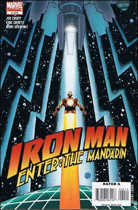 Iron Man: Enter the Mandarin 4-A by Marvel