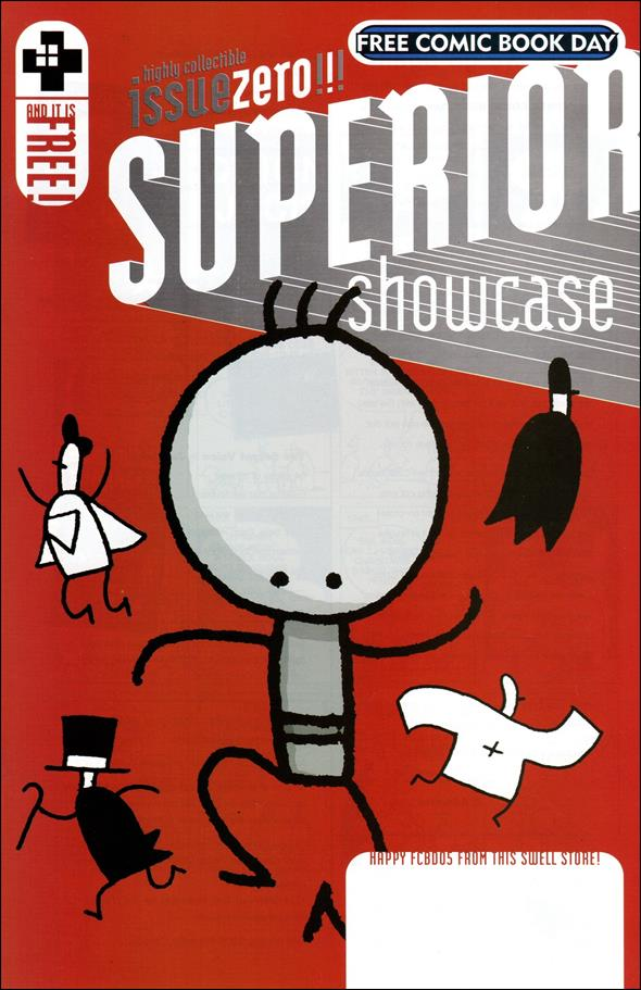 Superior Showcase 0-A by AdHouse Books