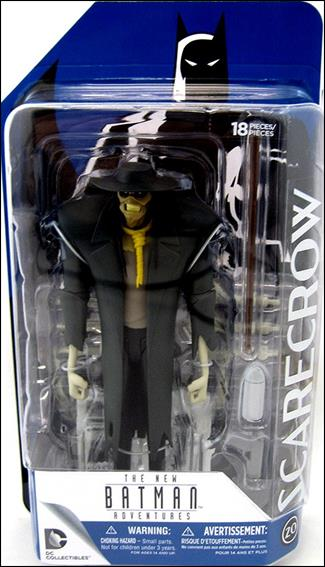 Batman Animated Scarecrow (New Batman Adventures)  by DC Collectibles
