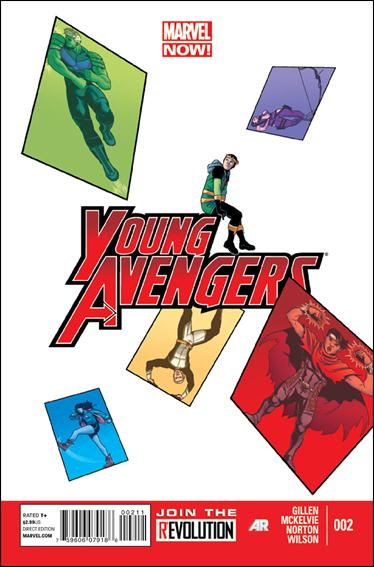 Young Avengers (2013) 2-A by Marvel