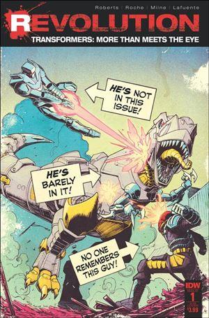 Transformers: More Than Meets The Eye: Revolution 1-B