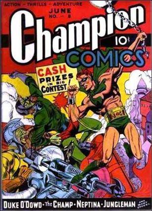 Champion Comics 8-A