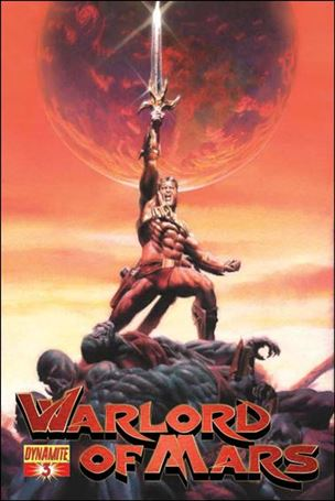 Warlord of Mars 3-C