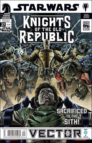 Star Wars: Knights of the Old Republic 27-A by Dark Horse