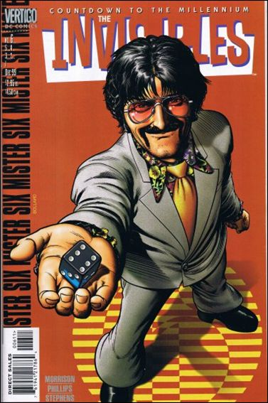 Invisibles (1999) 6-A by Vertigo