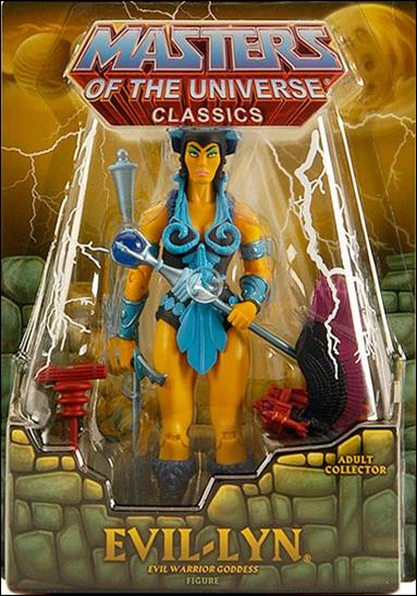 Masters of the Universe Classics Evil-Lyn by Mattel
