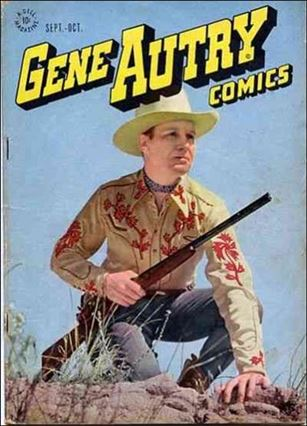 Gene Autry Comics (1946) 3-A
