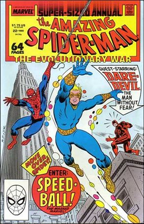 Amazing Spider-Man Annual 22-A