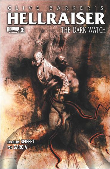 Clive Barker's Hellraiser: The Dark Watch 2-B by Boom! Studios