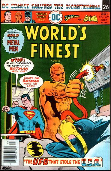 World's Finest Comics 239-A by DC