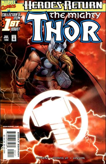 Thor (1998) 1-B by Marvel