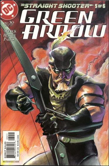 Green Arrow (2001) 30-A by DC