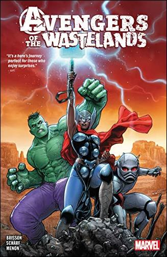 Avengers of the Wastelands nn-A by Marvel