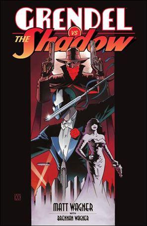 Grendel vs The Shadow nn-A