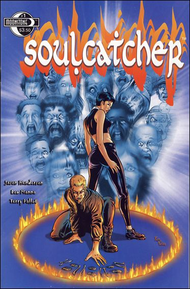 Soulcatcher (2004) 1-A by Moonstone