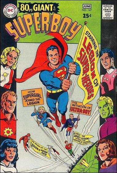 Superboy (1949) 147-A by DC