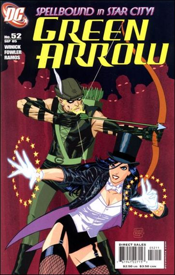 Green Arrow (2001) 52-A by DC