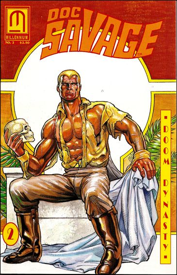 Doc Savage: Doom Dynasty 2-A by Millennium