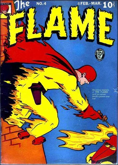 Flame (1940) 4-A by Fox