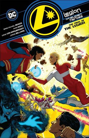 Legion of Super-Heroes (2020) 2-A