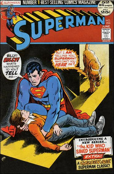 Superman (1939) 253-A by DC