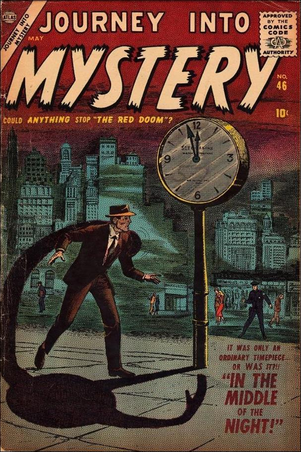 Journey into Mystery (1952) 46-A by Marvel