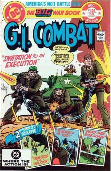 G.I. Combat (1952) 248-A by DC