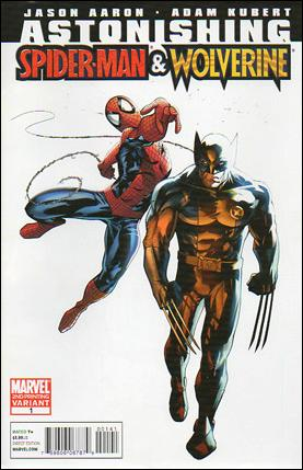 Astonishing Spider-Man & Wolverine 1-C by Marvel
