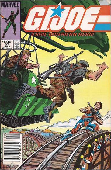 G.I. Joe: A Real American Hero 37-B by IDW