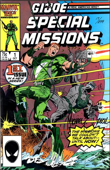 G.I. Joe: Special Missions (1986) 1-B by Marvel