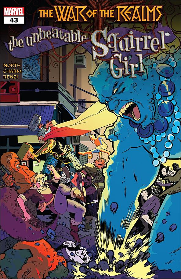 Unbeatable Squirrel Girl (2015/12) 43-A by Marvel