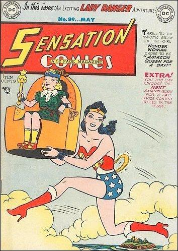 Sensation Comics (1942) 89-A by DC