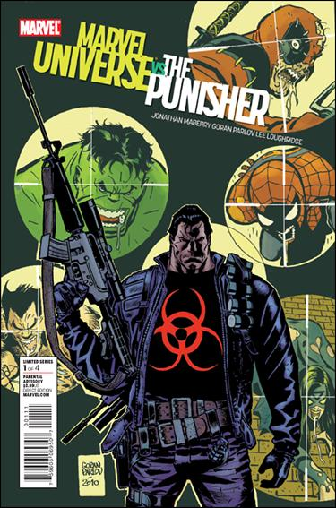 Marvel Universe vs The Punisher 1-A by Marvel
