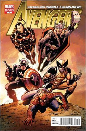 Avengers (2010) 1-E