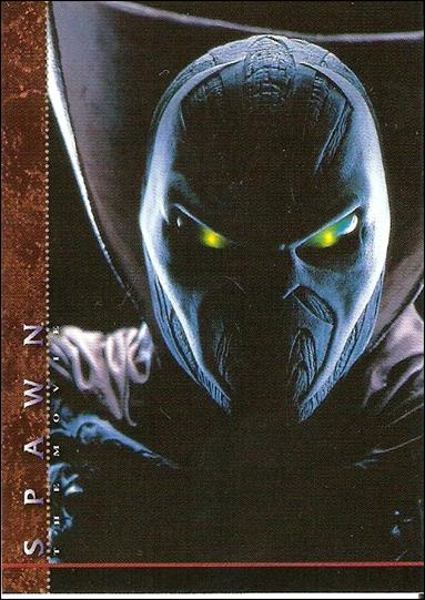 Spawn: The Movie (Base Set) 1-A by Inkworks