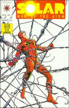 Solar, Man of the Atom (1991) 7-A