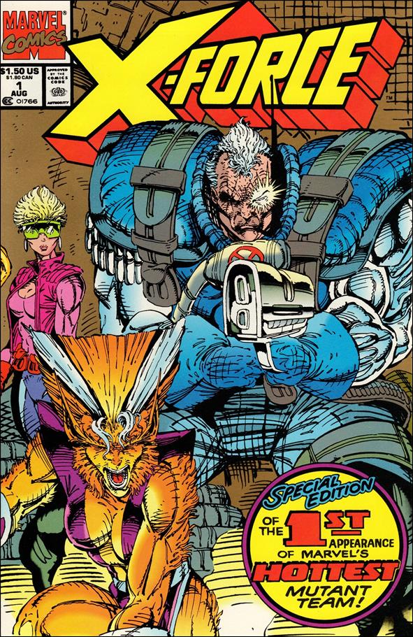 X-Force (1991) 1-G by Marvel