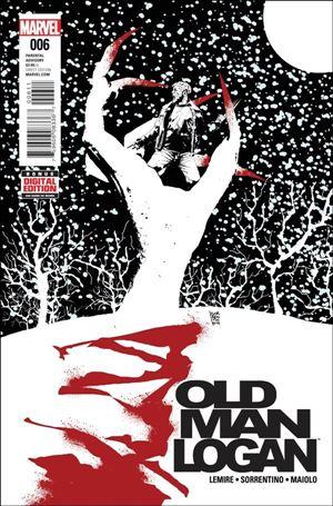 Old Man Logan (2016) 6-A