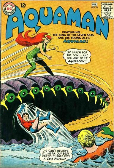 Aquaman (1962) 13-A by DC