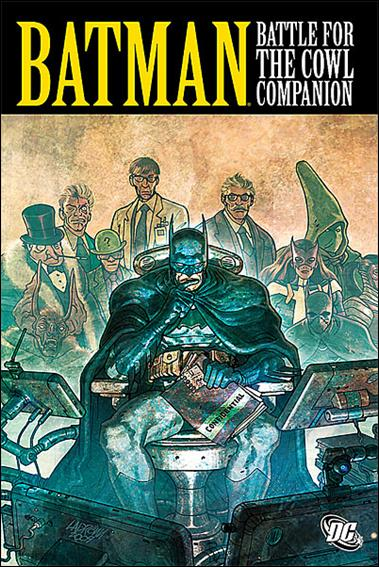 Batman: Battle for the Cowl Companion 1-A by DC