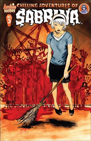 Chilling Adventures of Sabrina 5-A