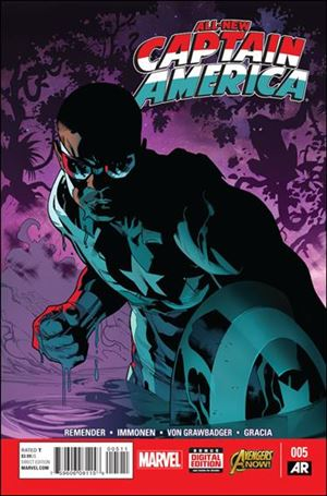All-New Captain America 5-A