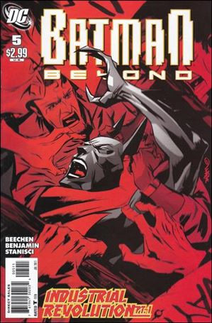Batman Beyond (2011) 5-A