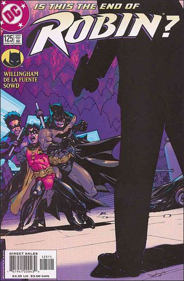 Robin (1993) 125-A by DC