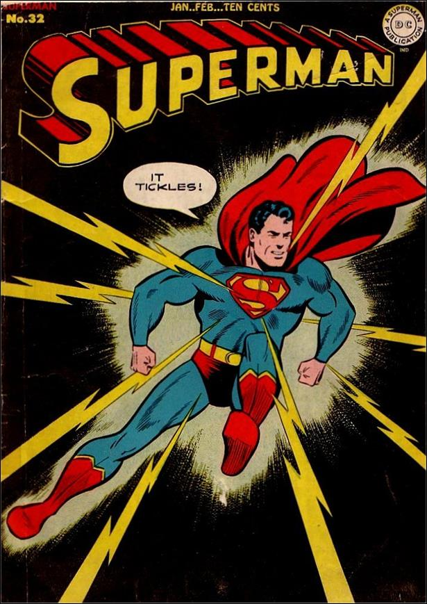 Superman (1939) 32-A by DC