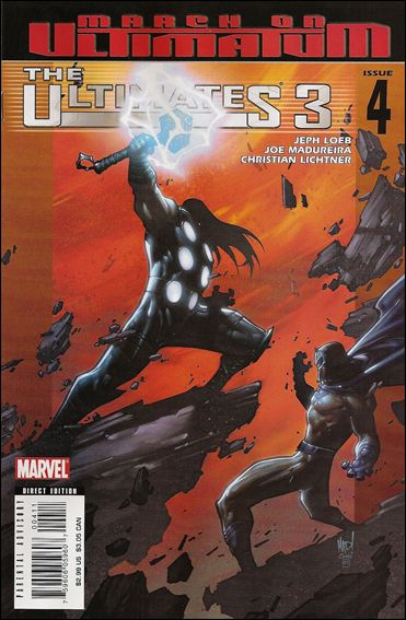 Ultimates 3 4-A by Marvel