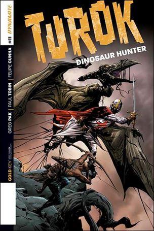 Turok: Dinosaur Hunter (2014) 11-B