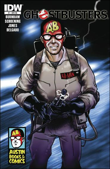Ghostbusters (2011) 1-E by IDW