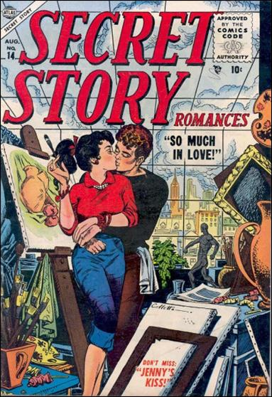 Secret Story Romances 14-A by Atlas