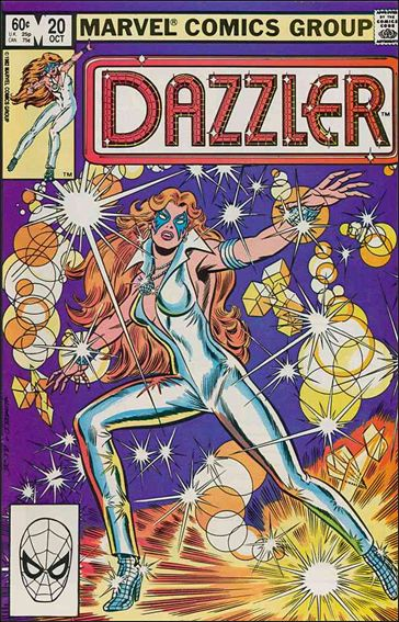 Dazzler (1981) 20-A by Marvel